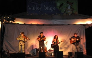 The Greencards at Valley Stage Music Festival in Huntington Vermont